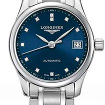 Longines Steel Master Collection 25.5mm new
