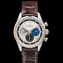 Zenith El Primero Chronomaster Rose gold 38.00mm Silver United States of America, California, San Mateo