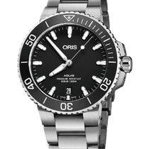 Oris Aquis Date 01 733 7732 4124-07 8 21 05EB 2020 new