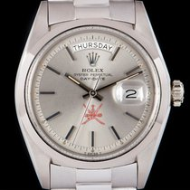 Rolex Day-Date White Gold 1802