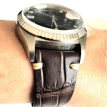 Rolex Daydate, Dayjust Impermeable Alligator Watch Strap 20mm
