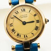 Cartier Yellow gold 28mm Quartz 881001 pre-owned