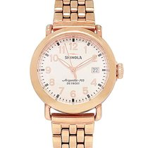 Shinola Steel 36mm Quartz S0110000236 new