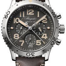 Breguet Type XX - XXI - XXII Steel 42mm Grey Arabic numerals United States of America, New York, Scarsdale