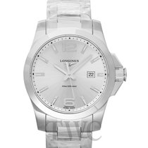 Longines L37604766 Steel Conquest new