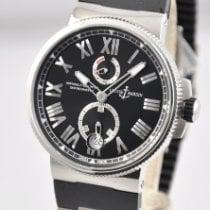 Ulysse Nardin Marine Chronometer Manufacture 1183-122-3/42 2019 новые