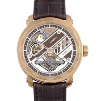 Dewitt Rose gold 46mm Automatic T8.TP.001 new