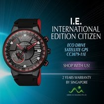 Citizen Steel Quartz CC3079-11E new