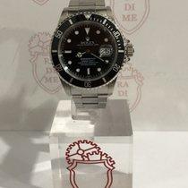Rolex Submariner Date Ocel 40mm Černá