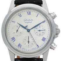 Glashütte Original Senator Chronograph Steel 38mm