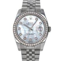 Rolex Datejust 116244 2012 подержанные
