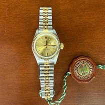 Rolex Lady-Datejust Gold/Steel 26mm Champagne United States of America, Maryland, Rockville