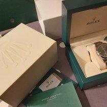 Rolex Oyster Perpetual 39 Acier Sans chiffres