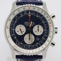 Breitling Navitimer 01 (46 MM) Stål 46mm Blå