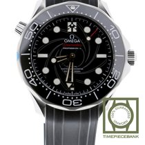 Omega Seamaster Diver 300 M 210.22.42.20.01.004 Nieuw Goud/Staal 42mm Automatisch