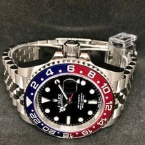 Rolex GMT-Master II 126710BLRO 2019 pre-owned