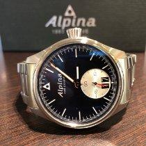 Alpina Acero 44mm Cuarzo AL-280NS4S6B nuevo