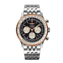 Breitling Navitimer 01 (46 MM) Steel 46mm Black United States of America, California, Newport Beach