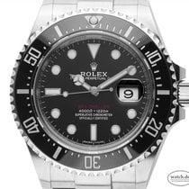 Rolex Sea-Dweller 4000 Stahl 43mm Schwarz Deutschland, Stuttgart