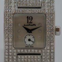 Alain Philippe 18 KT Weißgold mit Diamanten