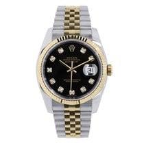ロレックス Datejust 41mm Steel & Yellow Gold Jubilee Bracelet 126333