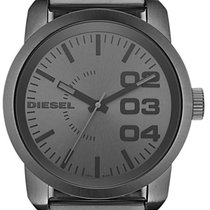 Diesel Steel 45mm Quartz new