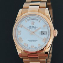 Rolex Oyster Perpetual Day-Date Rose Gold NOS