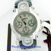 DeLaneau Three Time Zone White gold 37mm Mother of pearl United States of America, California, Newport Beach