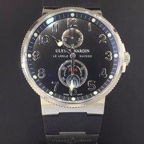 Ulysse Nardin Marine Chronometer 41mm Steel 41mm Silver