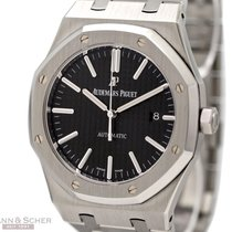 Audemars Piguet Royal Oak Ref-15400ST Stainless Steel Box...