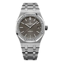 Audemars Piguet 15451ST.ZZ.1256ST.02 Acero 2020 Royal Oak Lady 37mm nuevo