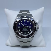 Rolex Sea-Dweller Deepsea 116660 James Cameron Blue Dial