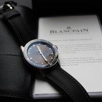 Blancpain Fifty Fathoms Bathyscaphe 5000-1110-b52a 2019 новые