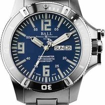 Ball Engineer Hydrocarbon Spacemaster Steel 41.5mm Blue United States of America, Florida, Naples