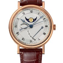 Breguet Rose gold 39mm Automatic 7787BR/12/9V6 new