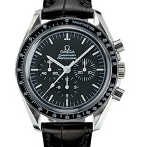 Omega Speedmaster Professional Moonwatch Сталь 42mm Чёрный