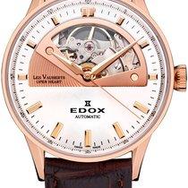 Edox Les Vauberts 85019-37R-AIR new