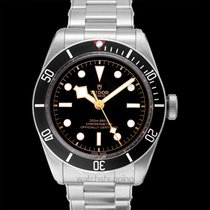 Tudor Heritage Black Bay Black Steel 41mm - 79230N