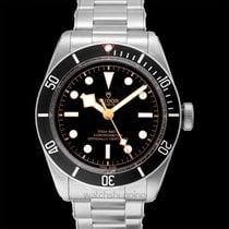 Tudor Heritage Black Bay Black Steel 41mm - 79230N