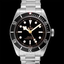 Tudor 79230N Steel Black Bay new