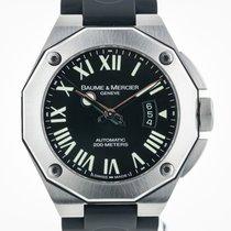 Baume & Mercier Riviera Magnum XXL, MOA08835, Stainless Steel,...
