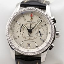 Breitling For Bentley Special Edition Mark VI Edelstahl Platin