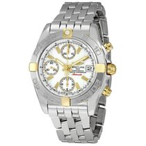 Breitling Chrono Galactic Steel 39mm White United States of America, New York, New York