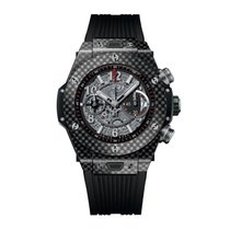 Hublot Big Bang Unico Carbon Chronograph Flyback Skeleton