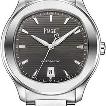 Piaget Polo S Steel 42mm Grey No numerals United States of America, New York, New York