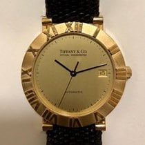 Tiffany Yellow gold 36mm Automatic M6930 pre-owned Australia, Bellevue Hill