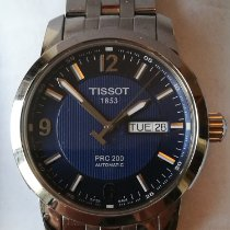 Tissot PRC 200 tweedehands 39mm Staal