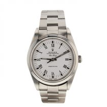 Rolex Air King Precision pre-owned Steel
