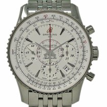Breitling Montbrillant 01 new 2018 Automatic Chronograph Watch with original box and original papers AB013012/G709