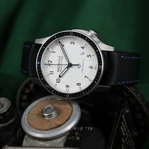 Bremont Steel 43mm Automatic BB1-SS/WH/R pre-owned